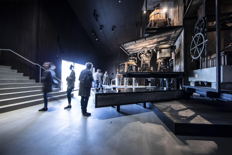 Architektur- und Ausstellungsbeleuchtung
